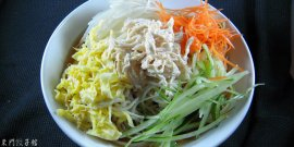 涼麵 Cold Noodle