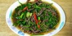 香梗牛肉絲(冬季供應)